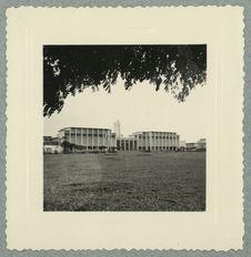 Brazzaville. Le lycée