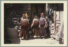 Kabylie. La Resra [groupe de femmes]