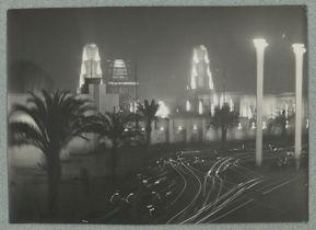 Exposition coloniale 1931 [vue nocturne]