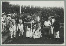 Martinique. Carnaval des Indiens