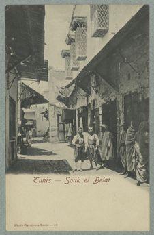 Tunis - Souk el Belat