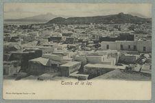 Tunis et le lac