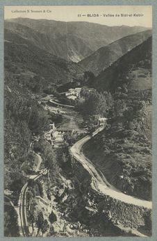 Blida - Vallée de Sidi-el-Kebir