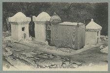 Blida.- Marabout de Sidi-El-Kébir