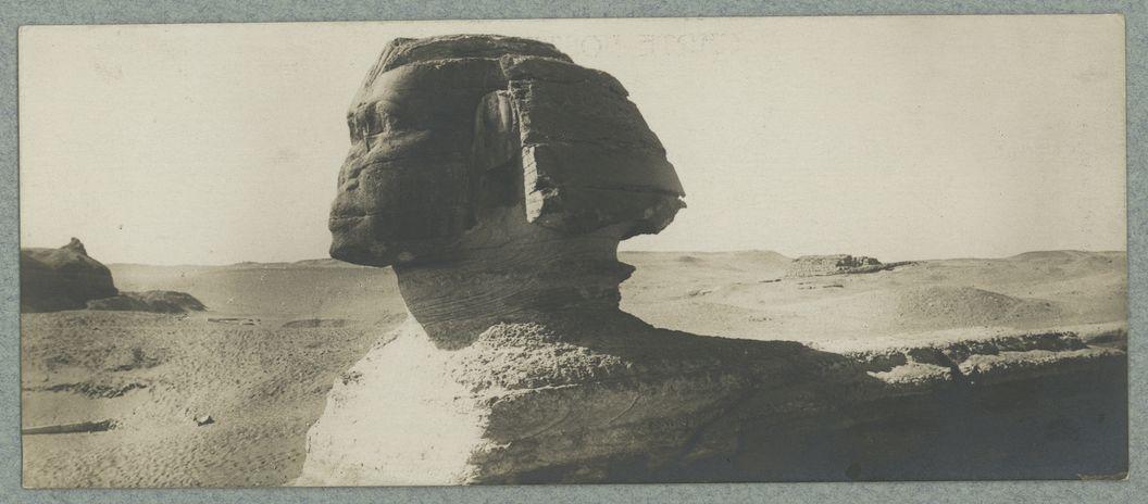 Sans titre [le Sphinx]