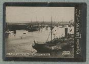 La flotte russe à l'entrée du canal de Suez