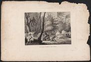 Ile Rawak : Tombeaux des Papous