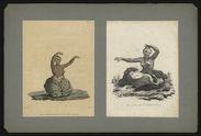 Femme de l'île Mowi dansant