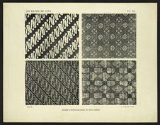 Les Batiks de Java