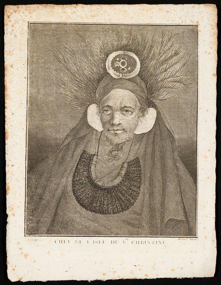 Chef de l'isle de Ste Christine