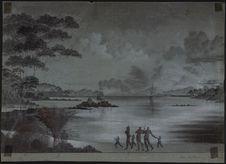 La baie des Roches ou Port du Sud