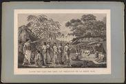Danse des Iles des Amis en présence de la Reine Tiné