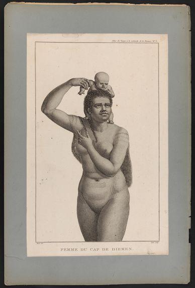 Femme du Cap de Diemen