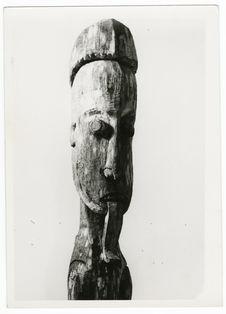 Ahnenfigur von Borneo