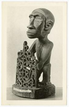Mortuary figure
