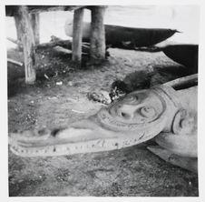 Sépik - Lac Tchamburi, Kalimhit, un jong