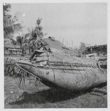 Sépik - Murik, pirogue de haute mer