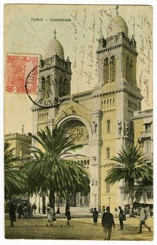 Tunis - Cathédrale