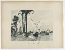 Barques du Nil