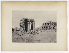 510. Thèbes, the Ramesseum