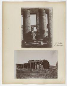 1_2. Thèbes. Le Ramesseum