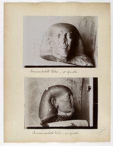 Provenance probable Thèbes. XIIe dynastie