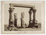 Kerdassi (Nubie). Temple