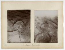 1-2. Karnak. Prisonniers nègres