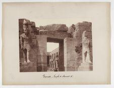 Karnak. Temple de Ramsès III