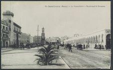 La Cannebière - Boulevard 4e-Zouaves