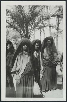 Femmes fezzanaises à Brak