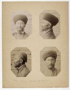 Tatares turkmènes d'Astrakan