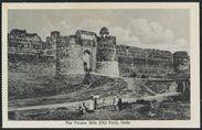 The Purana Killa (old fort)