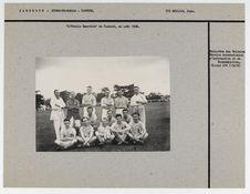 """""""L'Etoile Sportive"""" de Yaoundé, en août 1926"""
