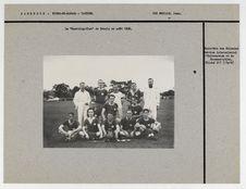 """Le """"Sporting-Club"""" de Douala en août 1926"""