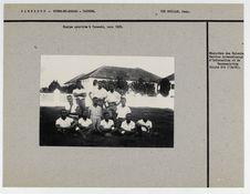 Equipe sportive de Yaoundé, vers 1925