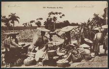 Marchandes de maïs
