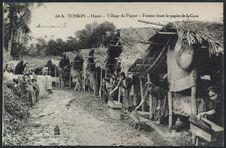 Village du papier
