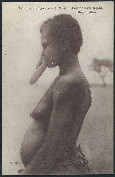 Femme Sara Ngaki
