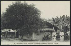 Case à l'Oranger (village Louis)