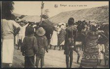Bangui, un jeu de 14 juillet 1924