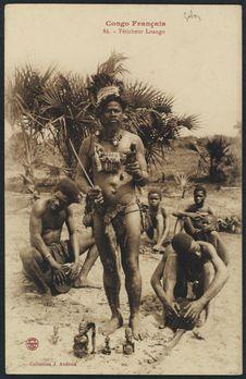 Féticheur Loango