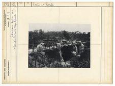 Route du Nord. N'Gaoundéré : pont sur le Mayo-Djerendi