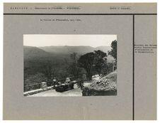 La falaise de N'Gaoundéré, vers 1925