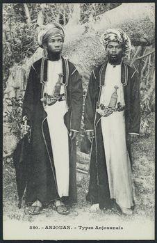 Types Anjouanais