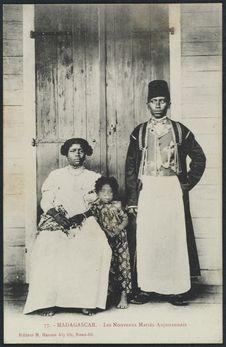 Les Nouveaux Mariés Anjouanais