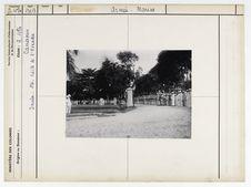 Douala 1931. Visite de l'Escadre