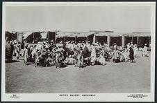 Native market, Omdurman