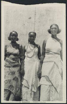 Femmes somalies