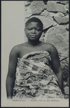 Potassi, fille du roi Behanzin